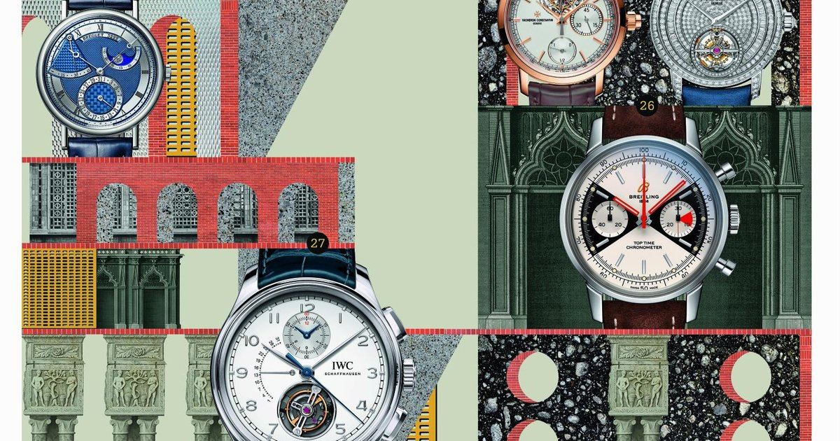 Quel visage aura l'horlogerie suisse post-Covid-19?