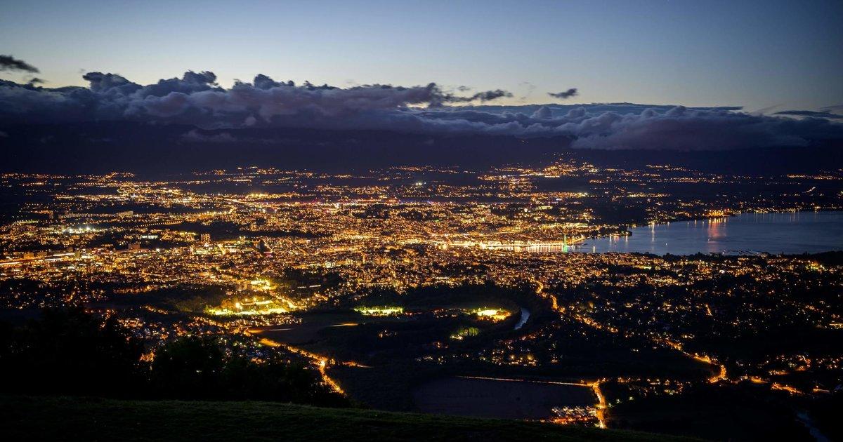Genève et Zurich, «smart cities» heureuses