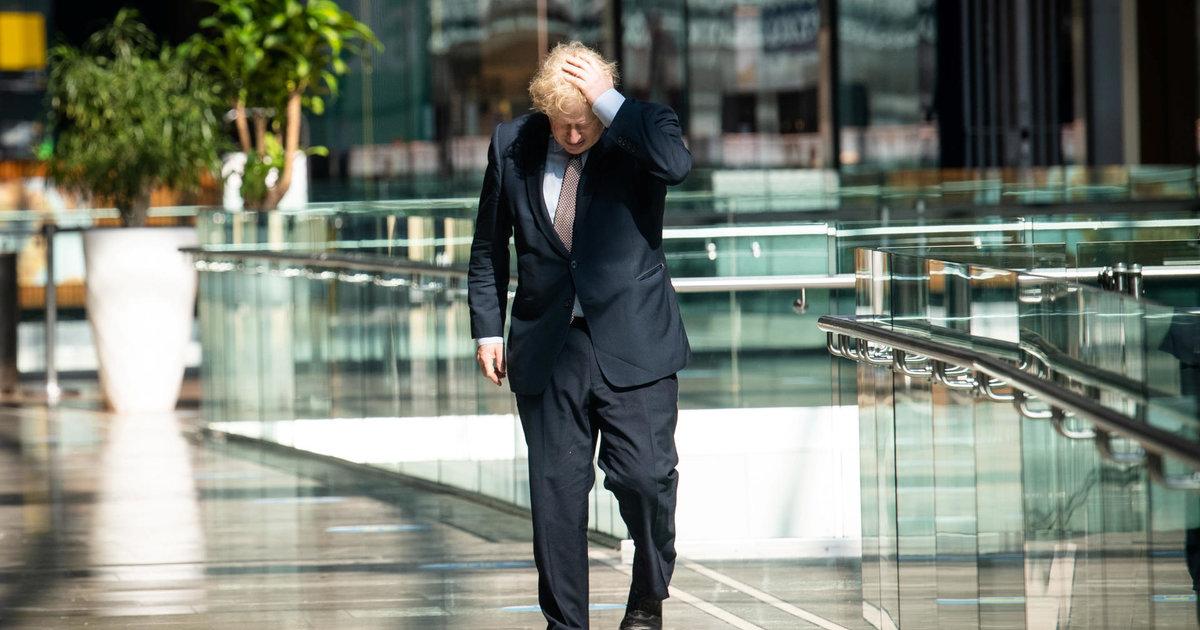 Boris Johnson et les «leaders du monde infecté»