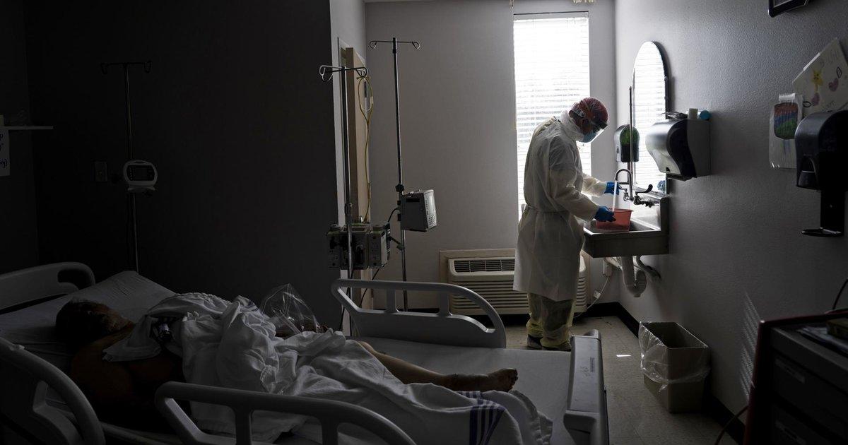 Le coronavirus tue à nouveau plus de 1000 Américains par jour