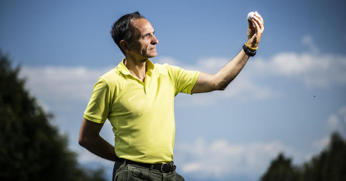 Un Valaisan parmi les meilleurs professeurs de golf du monde