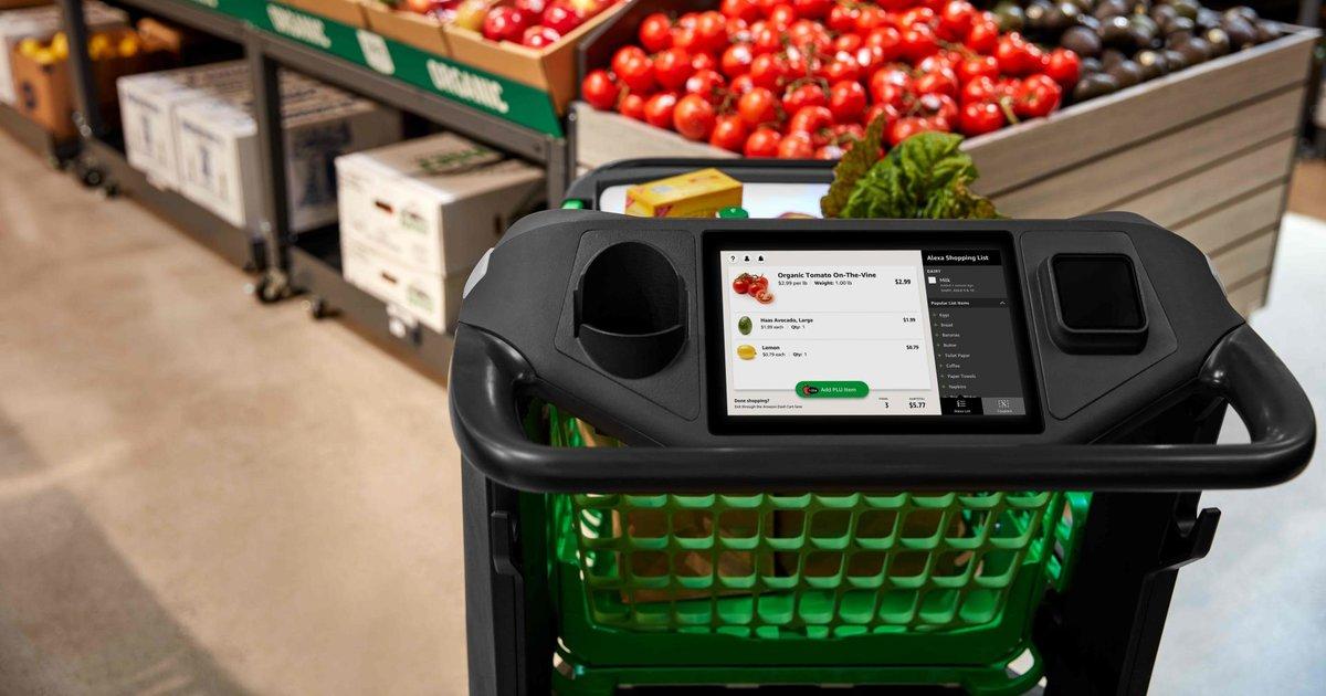 Le supermarché du futur se précise