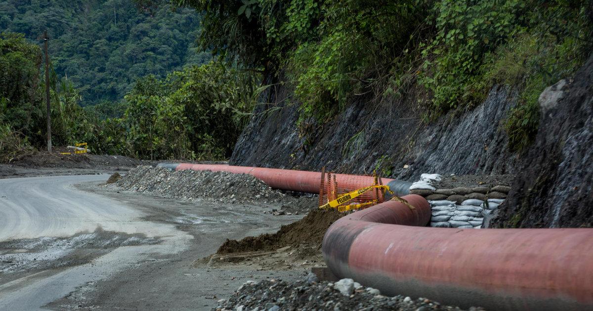 Des banques suisses critiquées pour leur implication dans le pétrole amazonien