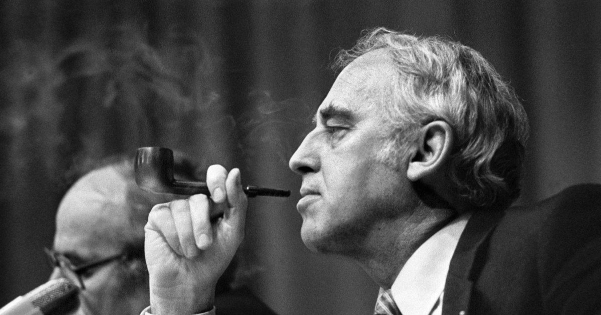 L'ancien président du PS Helmut Hubacher meurt à l'âge de 94 ans