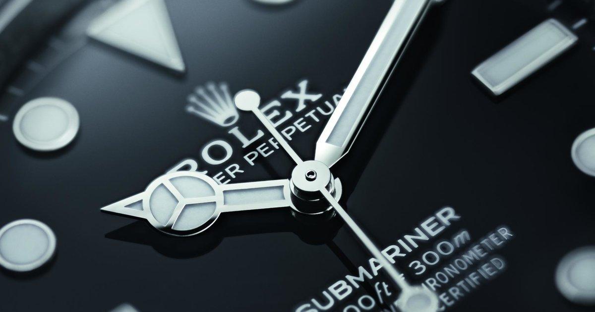 La Rolex Submariner, icône horlogère