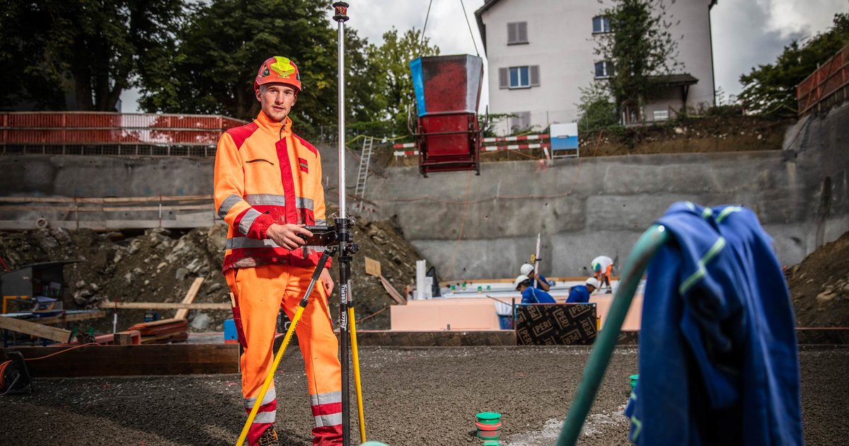 SwissSkills 2050 : comment fonctionne un chantier 5.0
