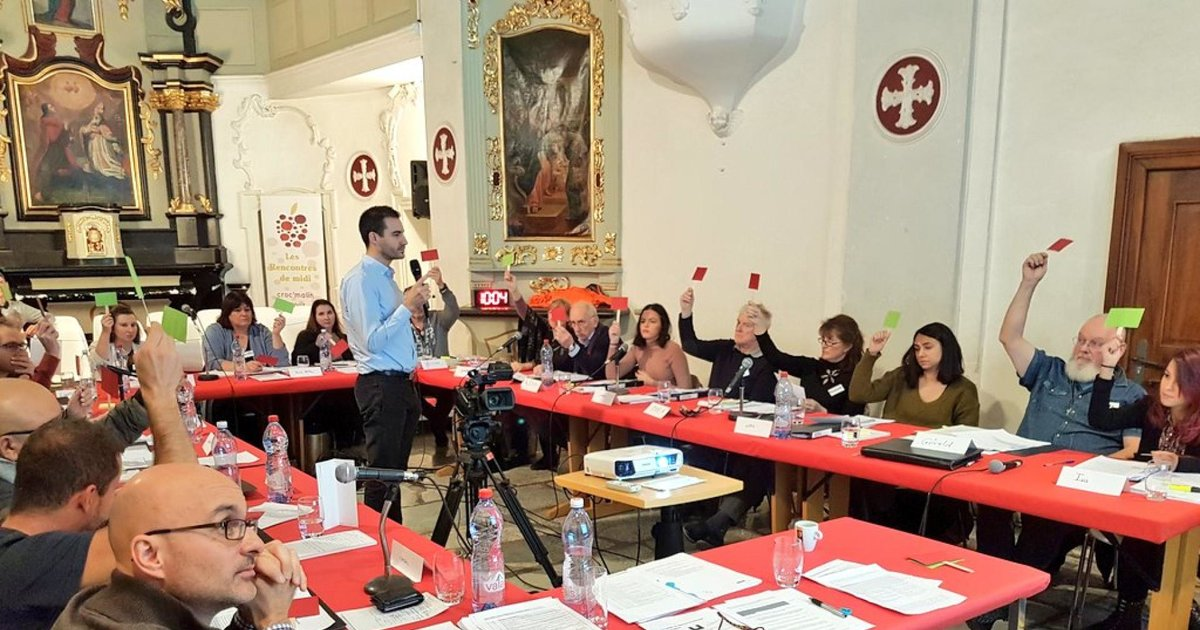 La démocratie participative prend son envol en Suisse
