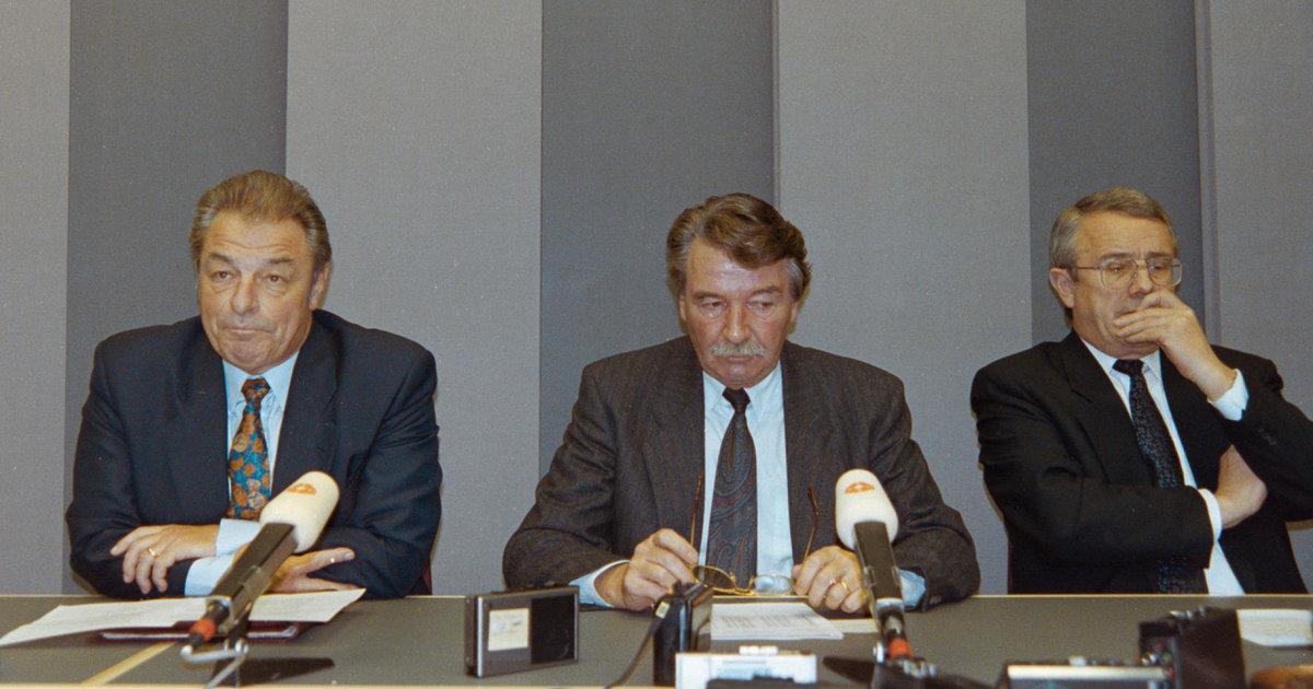 L'ancien conseiller fédéral René Felber est décédé
