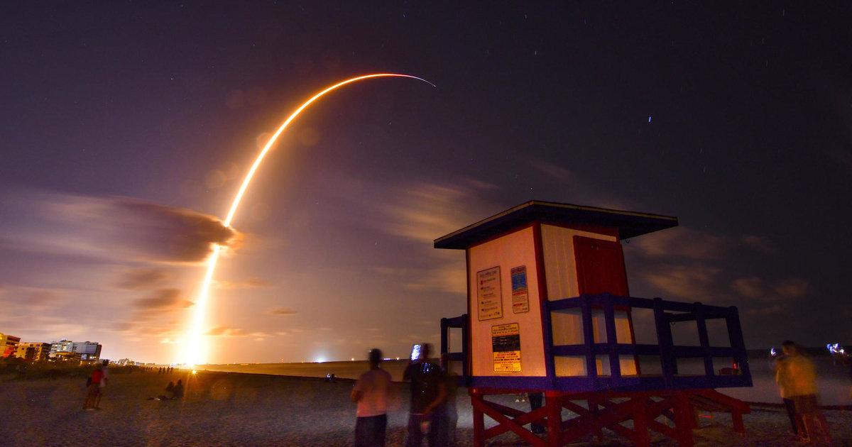 Le programme spatial très Terre à terre de Joe Biden