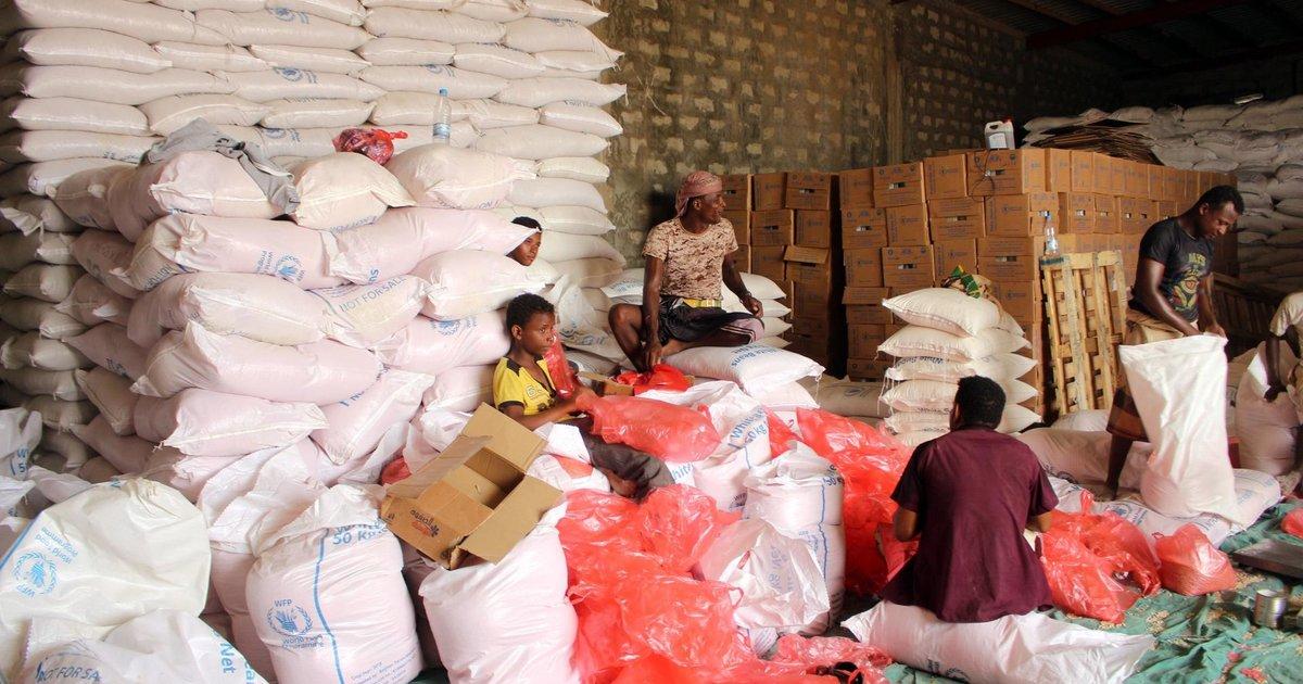 La pandémie propulse les besoins humanitaires - Le Temps