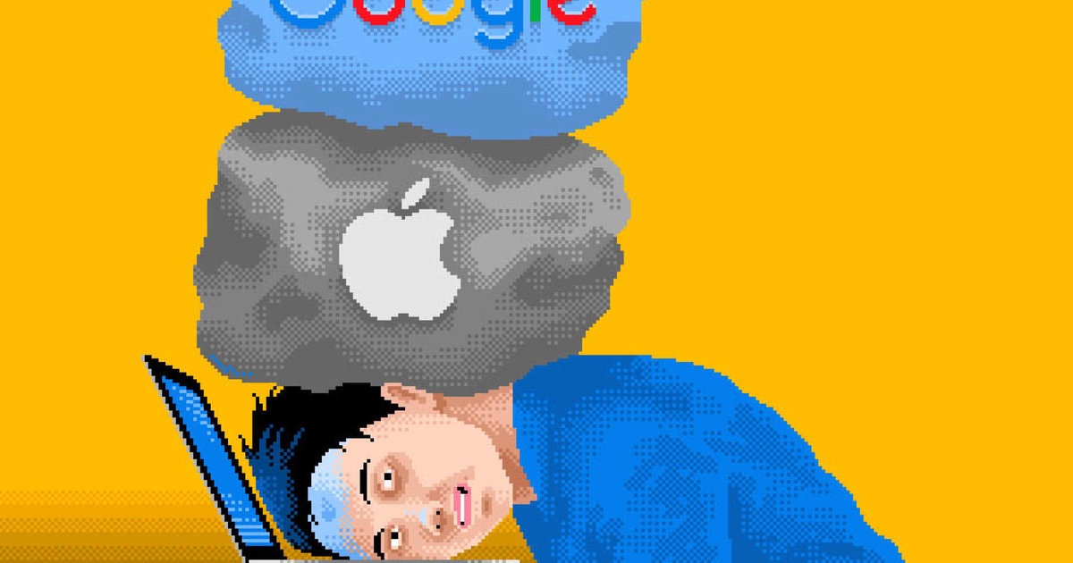 Les développeurs suisses face à l'hyperpuissance du duopole Apple-Google