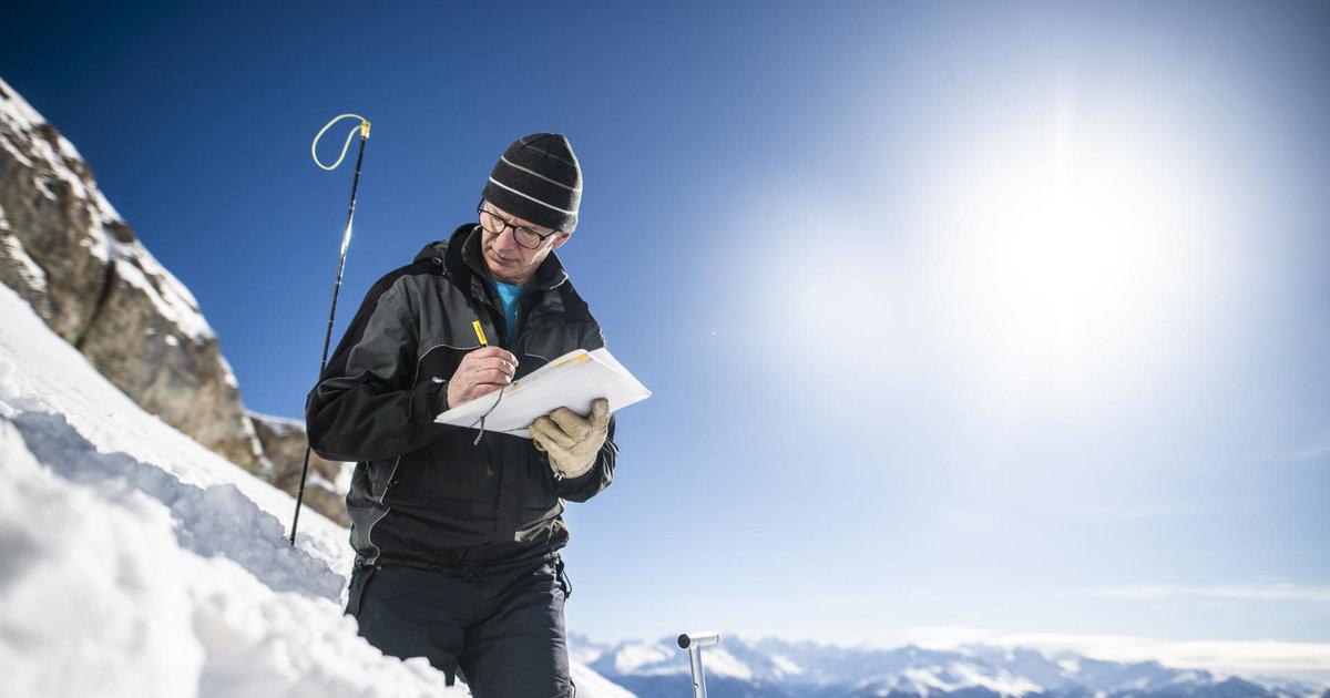 Selon le nivologue Robert Bolognesi, «on skiera encore en 2050»