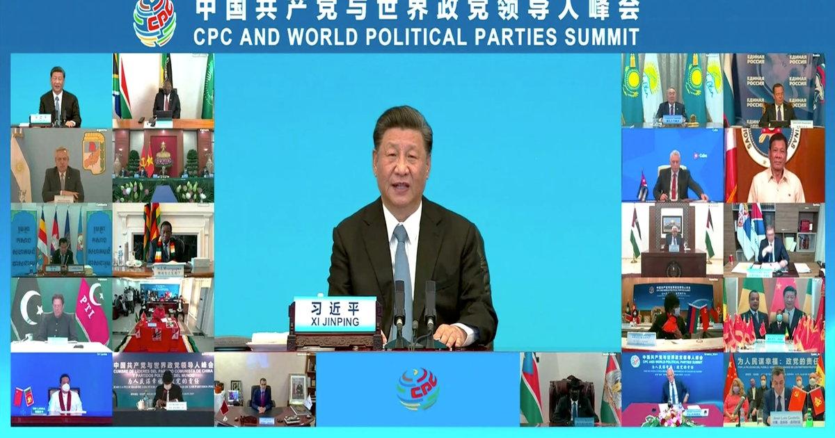 Le rêve chinois et rêve du monde de l'ambassadeur de Chine à Berne Wang Shihting