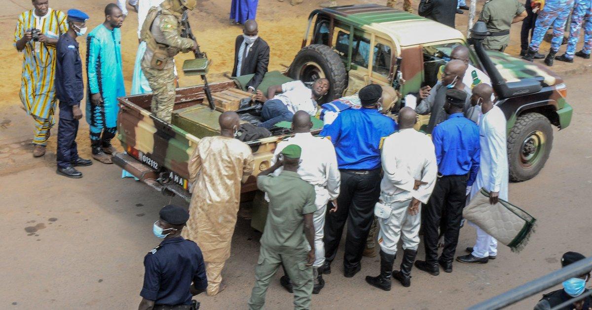 Mali: l'homme suspecté d'avoir tenté de tuer le président est mort en détention