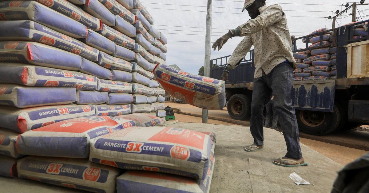 L'Afrique, un continent qui va crouler sous le béton