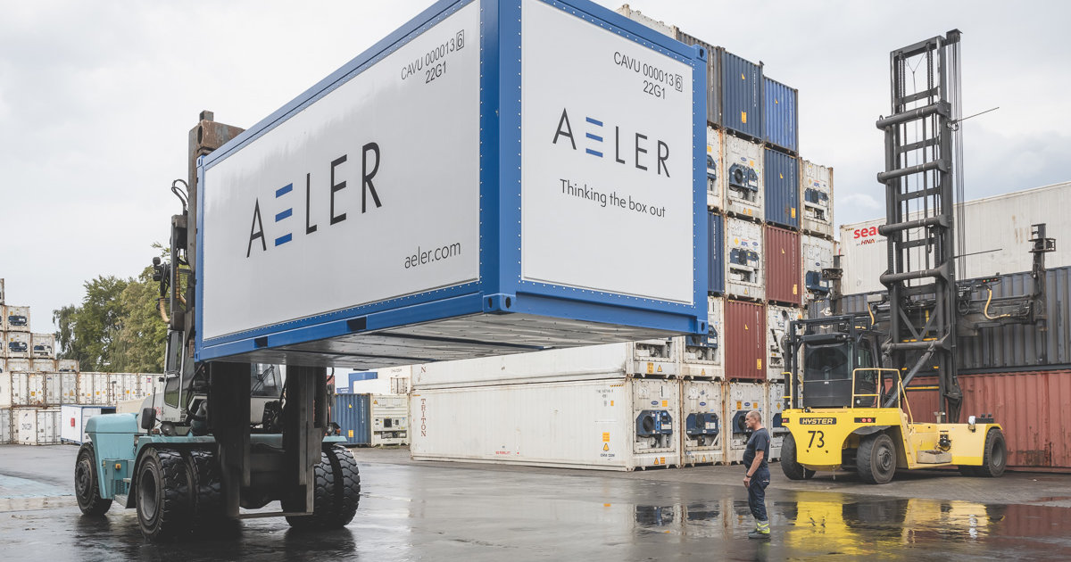 Des conteneurs vaudois veulent bousculer le transport maritime
