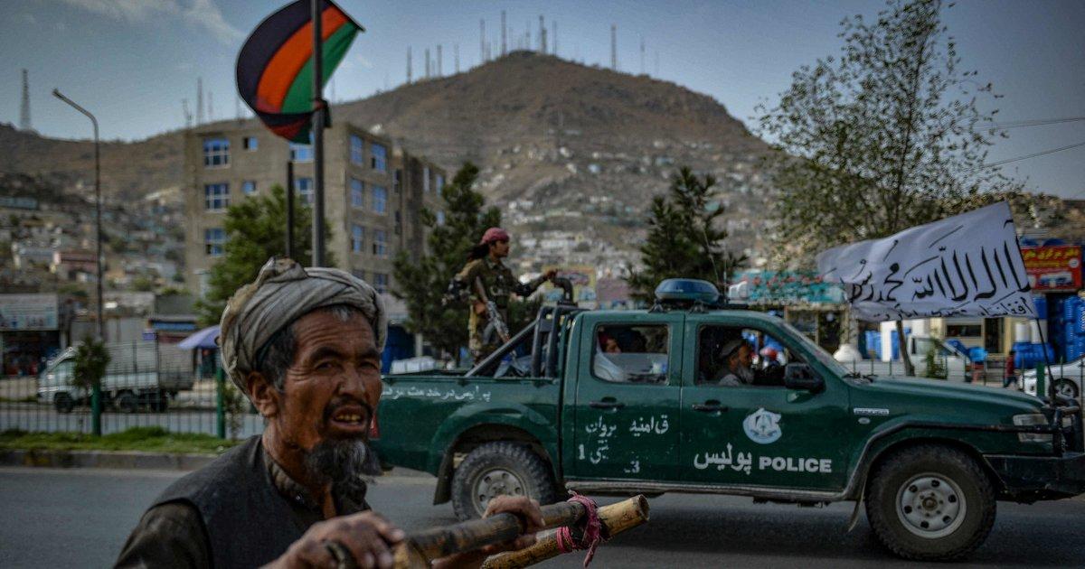 """[En continu]  Po odhodu zadnjih ameriških vojakov talibani pojasnjujejo, da želijo """"dobre diplomatske odnose"""" z ZDA."""
