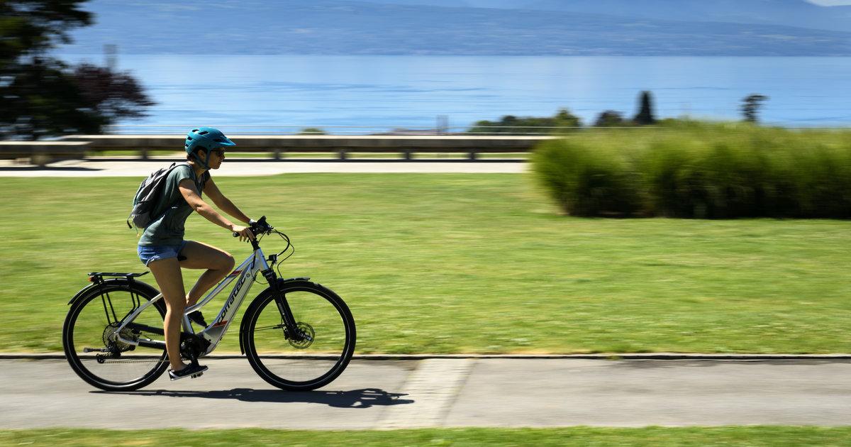 Quand un vélo électrique n'est plus un vélo, il n'a plus sa place sur les pistes cyclables