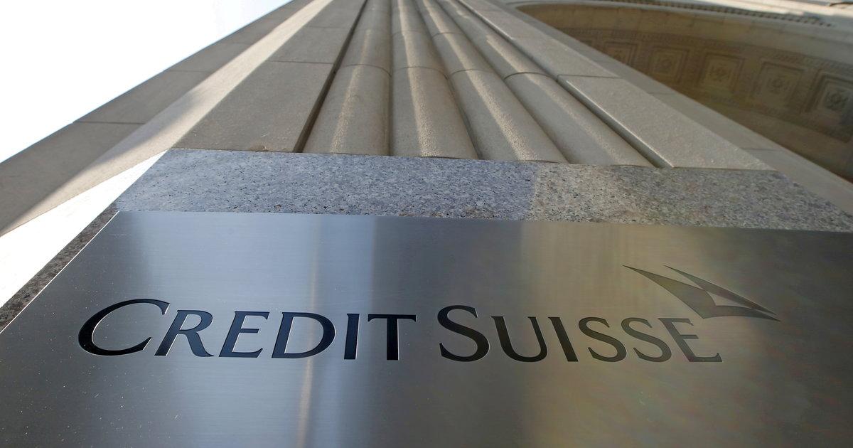 Credit Suisse devra payer 475 millions de dollars dans l'affaire des «tunas bonds»